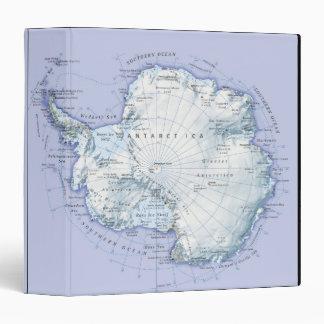 Antarctica Binder