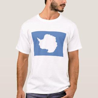 Antarctica continent flag symbol T-Shirt