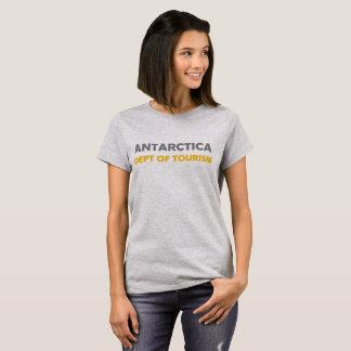 Antarctica Department Tourism fun shirt