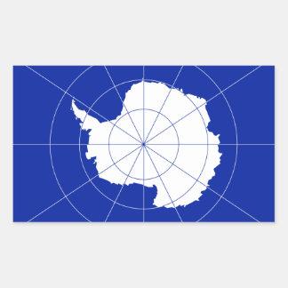 Antarctica Flag Sticker* Sticker