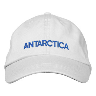 Antarctica* Personalized Adjustable Hat