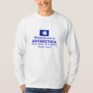 Antarctica Wintered Over Shirt