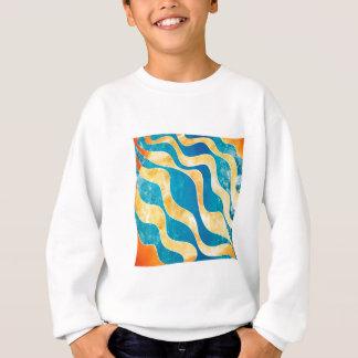Antaressia - blue sun sweatshirt