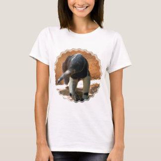 Anteater Ladies Fitted T-Shirt