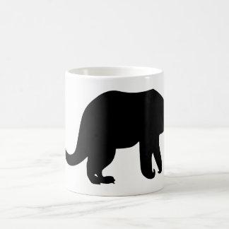 Anteater Silhouette Coffee Mug