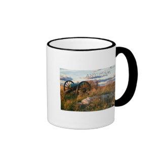 Anteitam Autumn Cannon Coffee Mug