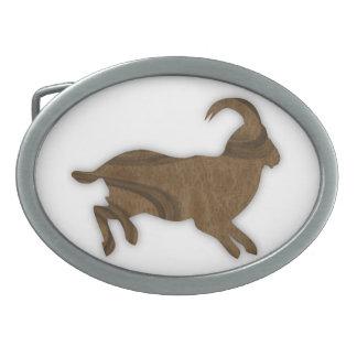 Antelope Belt Buckle