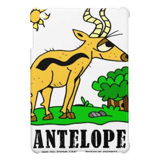 Antelope by Lorenzo Traverso iPad Mini Cases