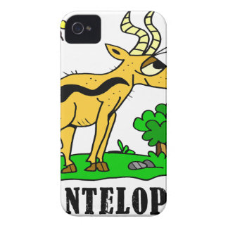 Antelope by Lorenzo Traverso iPhone 4 Cover