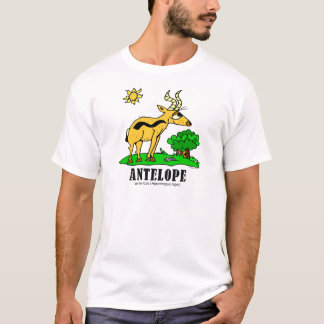 Antelope by Lorenzo Traverso T-Shirt