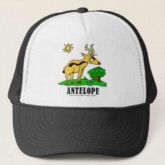 Antelope by Lorenzo Traverso Trucker Hat