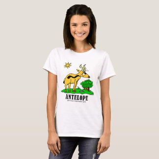 Antelope by Lorenzo Women's T-Shirt