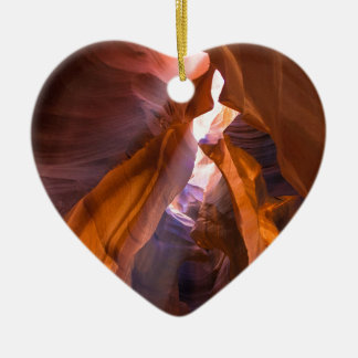 Antelope Canyon 2 Ceramic Ornament