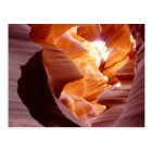 Antelope Canyon 3 Postcard