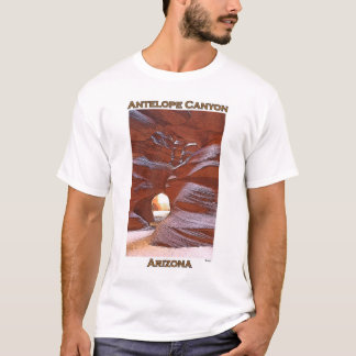 Antelope Canyon-Arizona T-Shirt