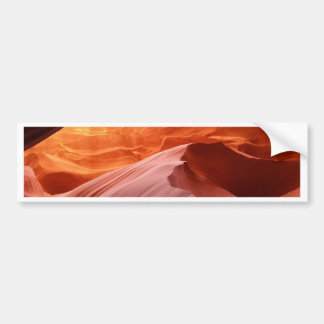 Antelope Canyon Bumper Sticker