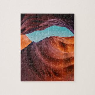 Antelope Canyon Jigsaw Puzzle