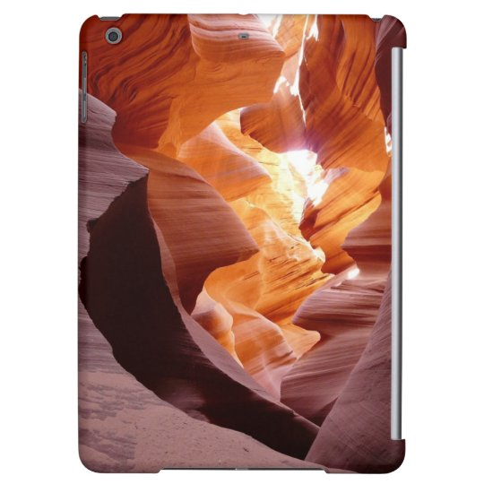 Antelope Canyon Sandstone Formation Cover For iPad Air