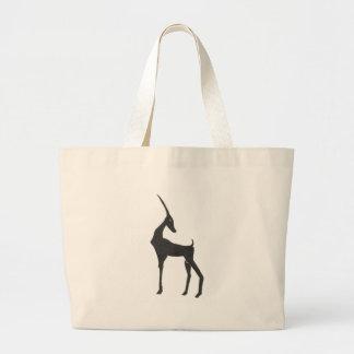 Antelope Large Tote Bag