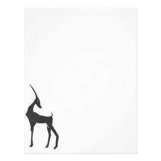 Antelope Letterhead