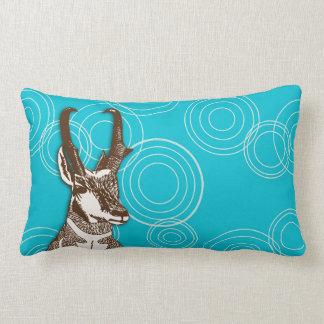 Antelope Ripples Lumbar Pillow