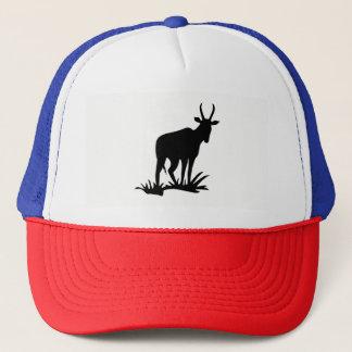 Antelope Silhouette Trucker Hat