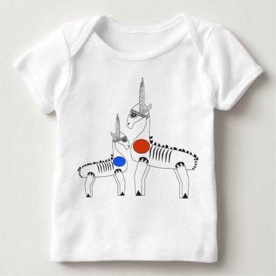 Antelopes Baby T-Shirt