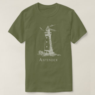 Antendex [Until We Reach The Sea] T-shirt