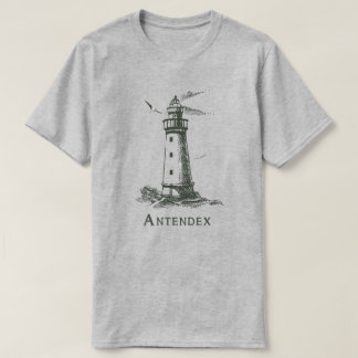 Antendex [Until We Reach The Sea] T-shirt - Dark