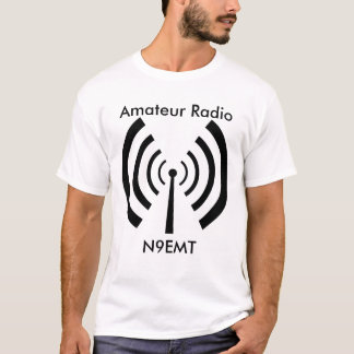 Antenna and Radio Waves T-Shirt