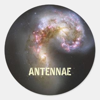 Antennae Galaxy Sticker
