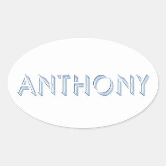 Anthony sticker