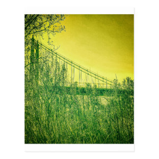 Anthony Wayne Bridge Postcard