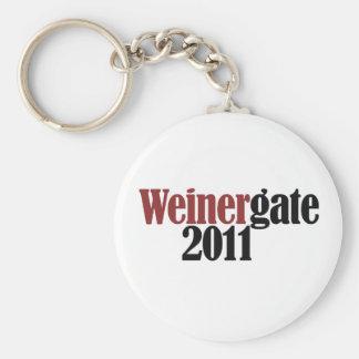 Anthony Weiner Basic Round Button Keychain