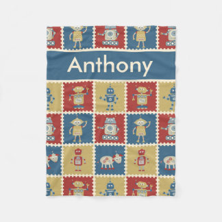 Anthony's Personalized Robot Blanket