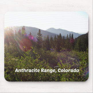 Anthracite Range, CO Mouse Pad