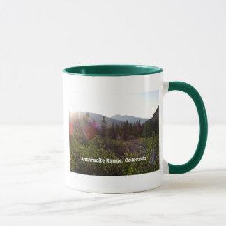Anthracite Range, CO Mug