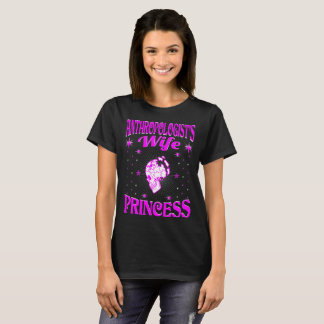 Anthropologist's Wife Princess Valentine Gift Tees