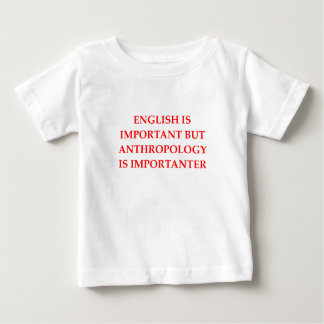 anthropology baby T-Shirt