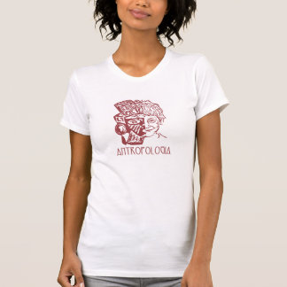 Anthropology (Feminine/front) T-Shirt