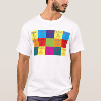 Anthropology Pop Art T-Shirt