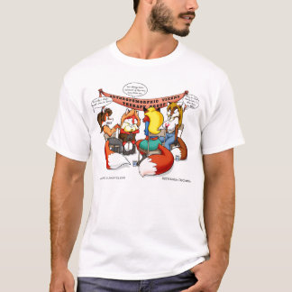Anthropomorphic Vixen Therapy T-Shirt