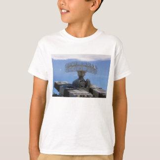 Anti Aircraft Detector - Ground To Air Radar T-Shirt