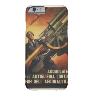 Anti-aircraft Propaganda Poster Barely There iPhone 6 Case