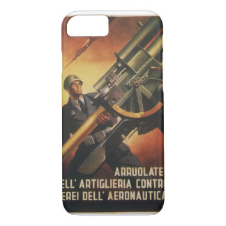 Anti-aircraft Propaganda Poster iPhone 7 Case