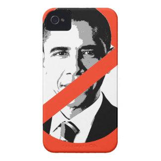 ANTI-BARACK OBAMA Case-Mate iPhone 4 CASES
