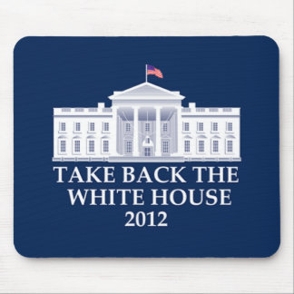 Anti Barack Obama Design Mouse Pad