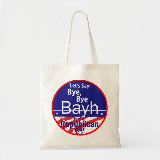 Anti BAYH Indiana Bag