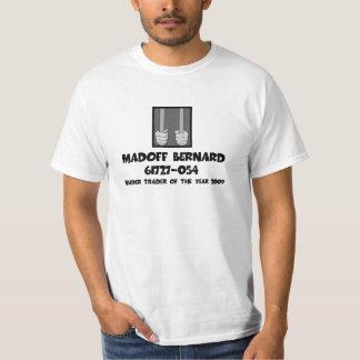 Anti Bernard Madoff jail T-Shirt