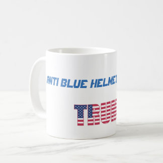 Anti Blue Helmet Movement Mug